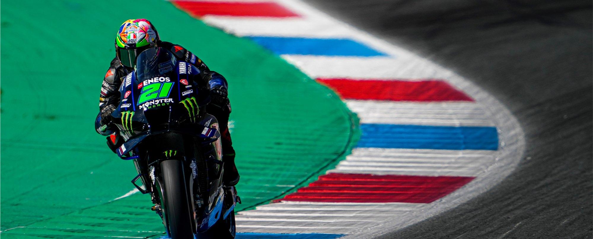 2018 MotoGP tests