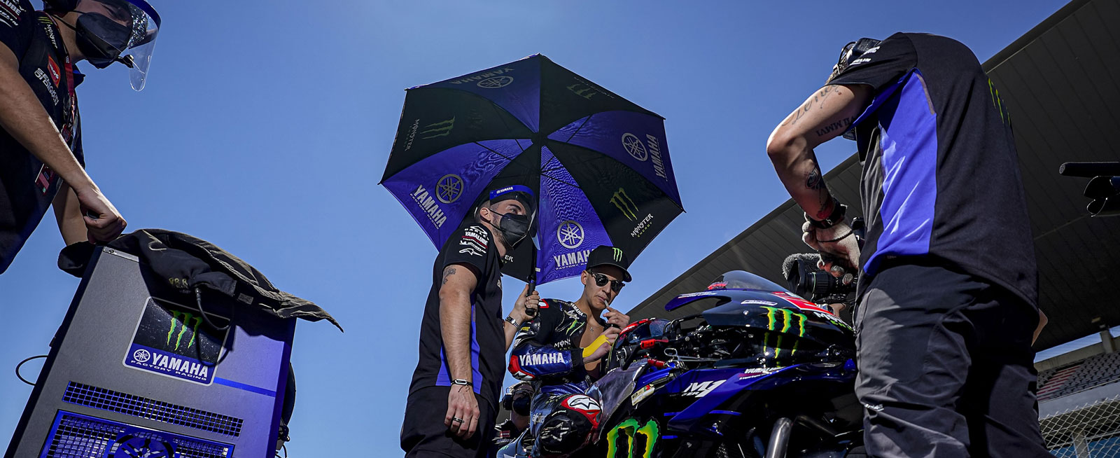 Maverick Vinales Team